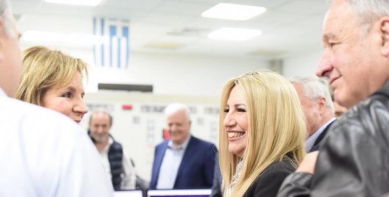 Γεννηματά για εκλογές 2019: «Οι γυναίκες να γυρίσουν την πλάτη σ΄ όσους μας υποτιμούν» | Pagenews.gr
