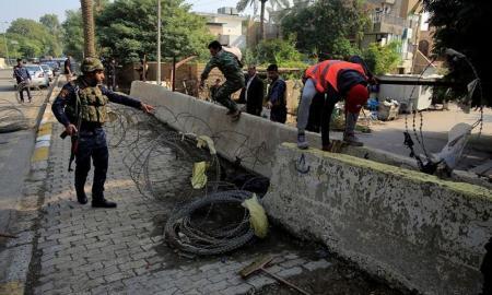 Ιράκ: Πύραυλος Katyusha εκτοξεύθηκε κατά της Πράσινης Ζώνης στη Βαγδάτη | Pagenews.gr