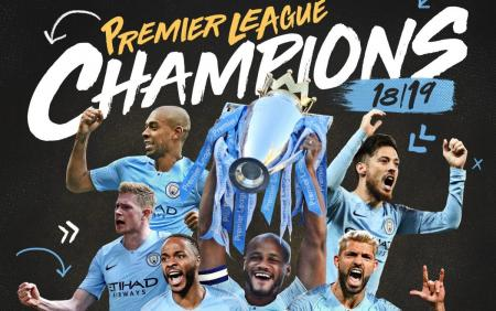 Premier League: Πρωταθλήτρια η Μάντσεστερ Σίτι (vids) | Pagenews.gr
