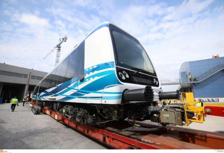 Μετρό Θεσσαλονίκης: «Εγκαινίασαν τέσσερα βαγόνια χωρίς σταθμό» το σχόλιο της ΝΔ | Pagenews.gr