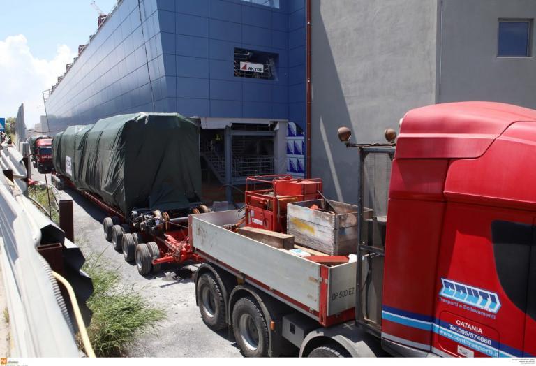 Μετρό Θεσσαλονίκης: Έφτασε στην πόλη ο πρώτος συρμός | Pagenews.gr