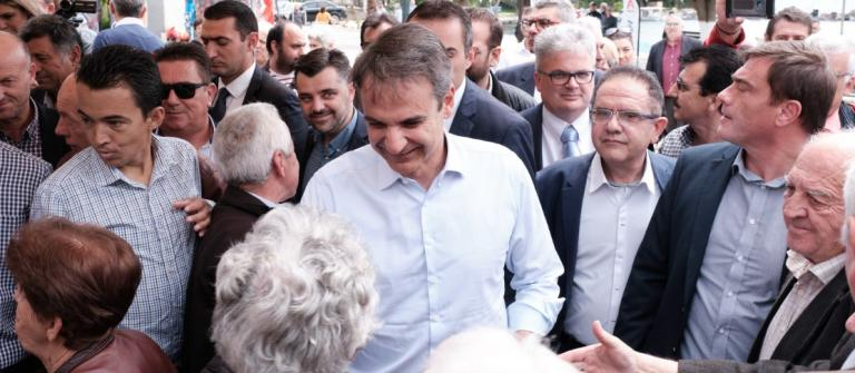 Μητσοτάκης για εκλογές 2019: Ευθύνη μου είναι να ενώσω τον ελληνικό λαό, όχι να τον διχάσω | Pagenews.gr