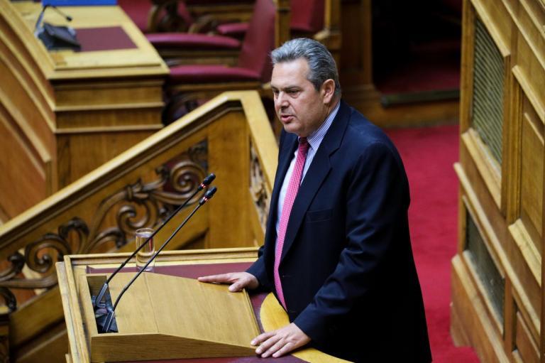 Καμμένος για τις ευρωεκλογές 2019: Οι Έλληνες πολίτες θα επιλέξουν εάν θέλουν να ψηφίσουν «γενόσημα» | Pagenews.gr