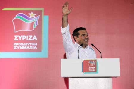 Εκλογές 2019: Η ομιλία του Αλέξη Τσίπρα από την Λαμία | Pagenews.gr
