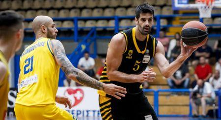 Περιστέρι – ΑΕΚ 71 – 79 | Pagenews.gr