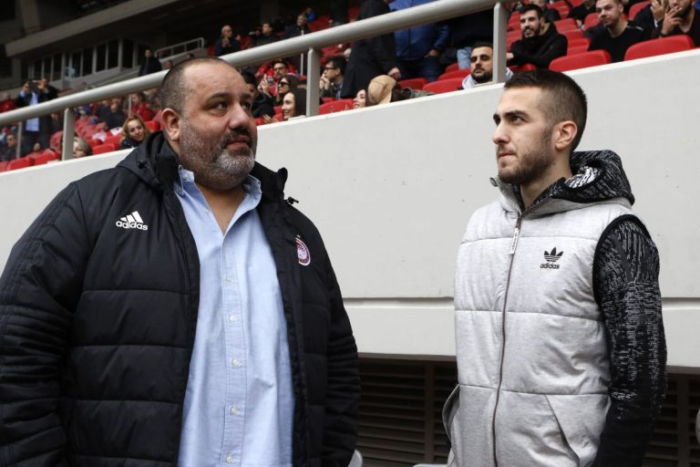 Ολυμπιακός: «Το συμβόλαιο του Φορτούνη είναι έτοιμο και το μεγαλύτερο σε Έλληνα ποδοσφαιριστή»   Pagenews.gr