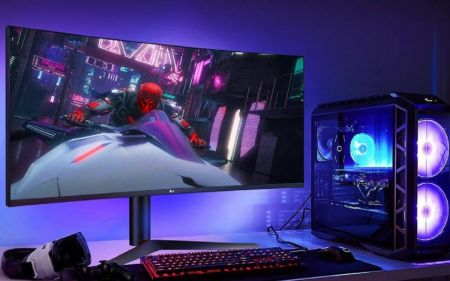 LG: Παρουσιάζει την απόλυτη gaming οθόνη | Pagenews.gr