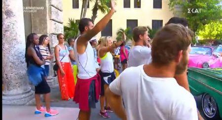 Survivor: Ονειρεμένο ταξίδι στην Κούβα για την άσπρη ομάδα (vid)   Pagenews.gr