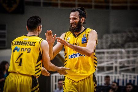 ΑΕΚ – Περιστέρι 91 – 83 | Pagenews.gr