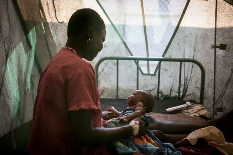 Αφρική: Οι μισοί θάνατοι παιδιών οφείλονται στην πείνα | Pagenews.gr