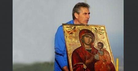 Αναστασιάδης: Το Twitter… γλεντάει τον προπονητή της Εθνικής – «Προετοιμασία στο Άγιο Όρος» | Pagenews.gr