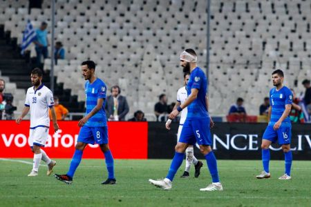 Ελλάδα – Αρμενία 2-3   Pagenews.gr