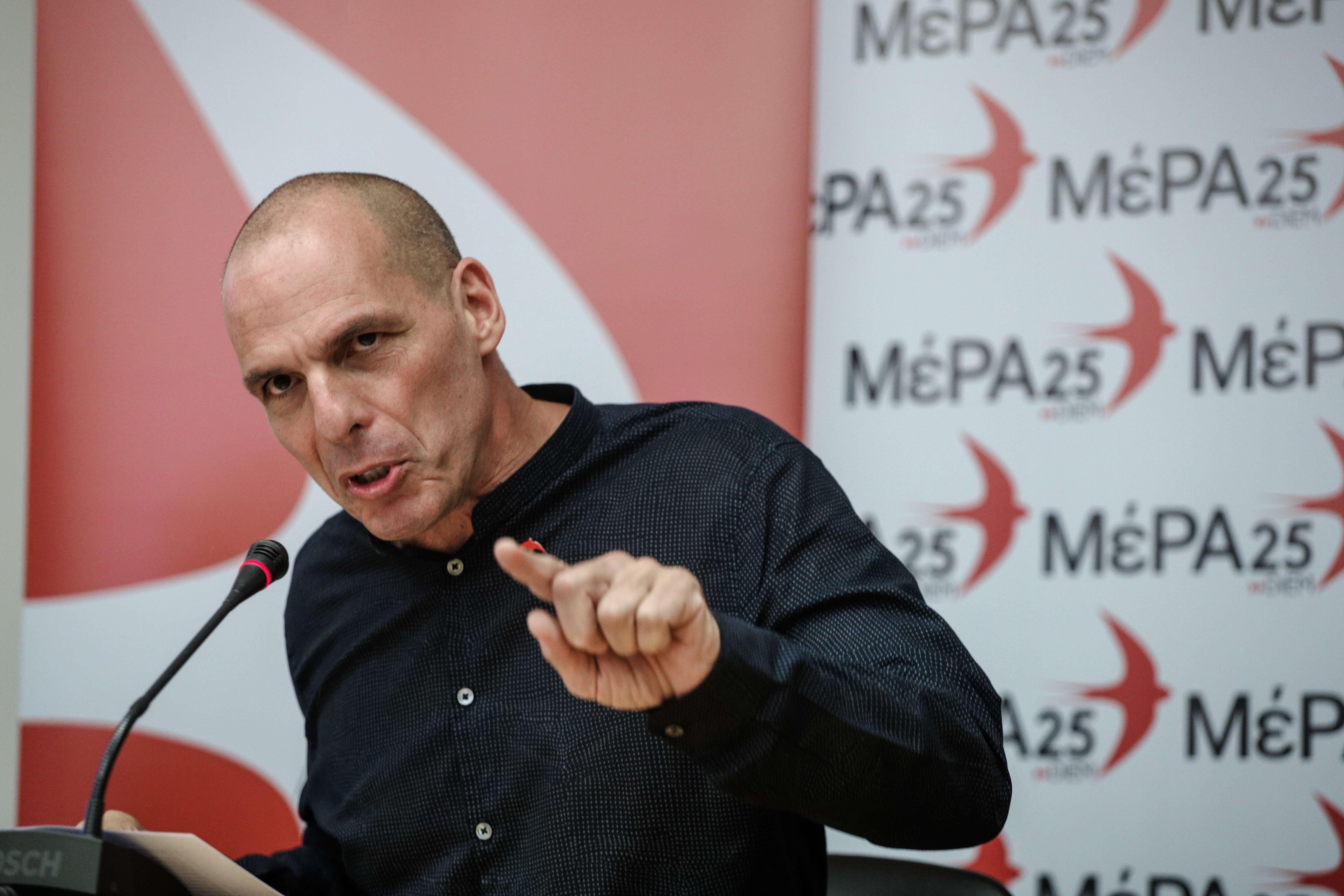 Γιάνης Βαρουφάκης: Δήλωση έκπληξη για το κόμμα που θα ήθελε να ψηφίσει