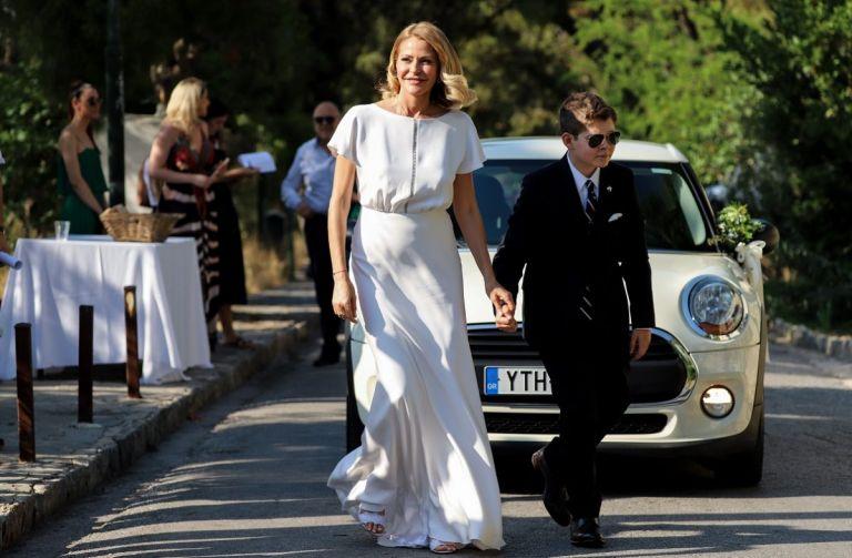 Γάμος Μπαλατσινού – Κικίλια: Οι πρώτες φωτογραφίες από την τελετή   Pagenews.gr