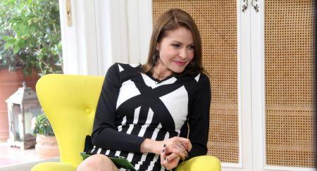 Τζένη Μπαλατσινού: «Η ζωή μου δεν χάλασε, αλλά συνεχίστηκε» (vid) | Pagenews.gr
