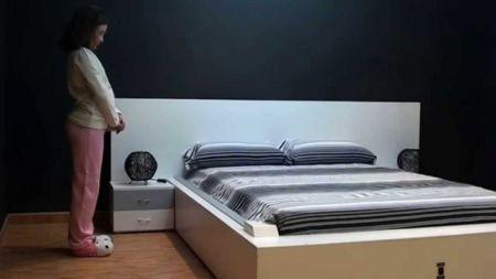 OHEA: Παρουσίασε το πρώτο κρεβάτι που στρώνεται μόνο του (vid) | Pagenews.gr