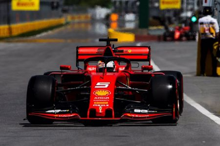 Formula 1: Στην pole position o Φέτελ (vid) | Pagenews.gr