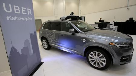 Uber: Περνάει στο επόμενο στάδιο της αυτόνομης οδήγησης | Pagenews.gr
