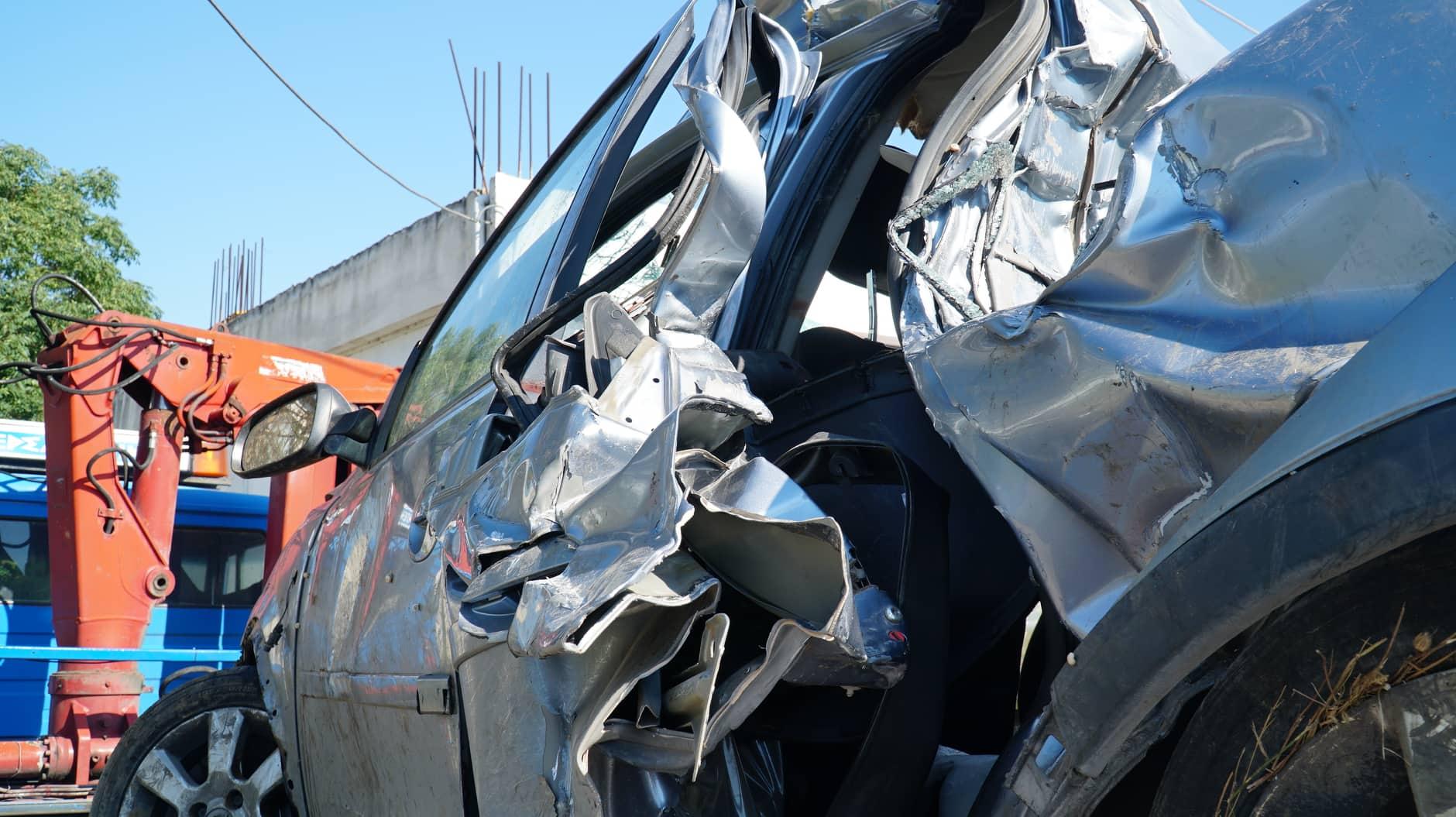 Σφορδρό τροχαίο στη Λάρισα: Υπάρχουν νεκροί