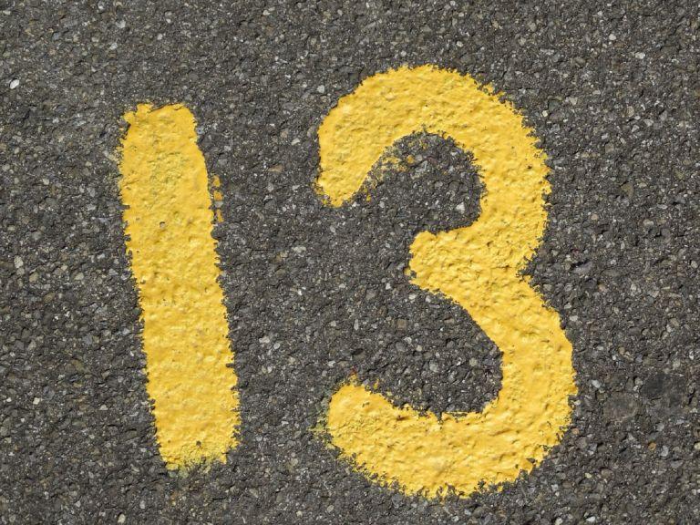 Τρίτη και 13: Γι' αυτό θεωρείται ως η πιο γρουσούζικη ημέρα του χρόνου