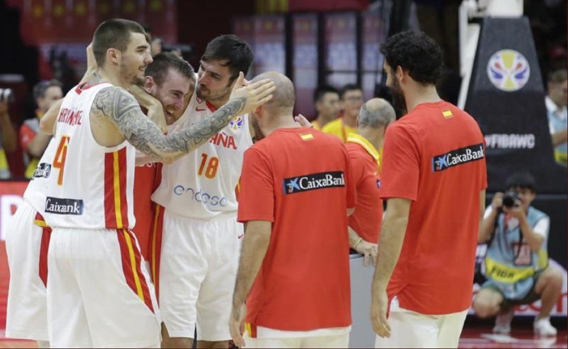 Ισπανία - Σερβία 81-69