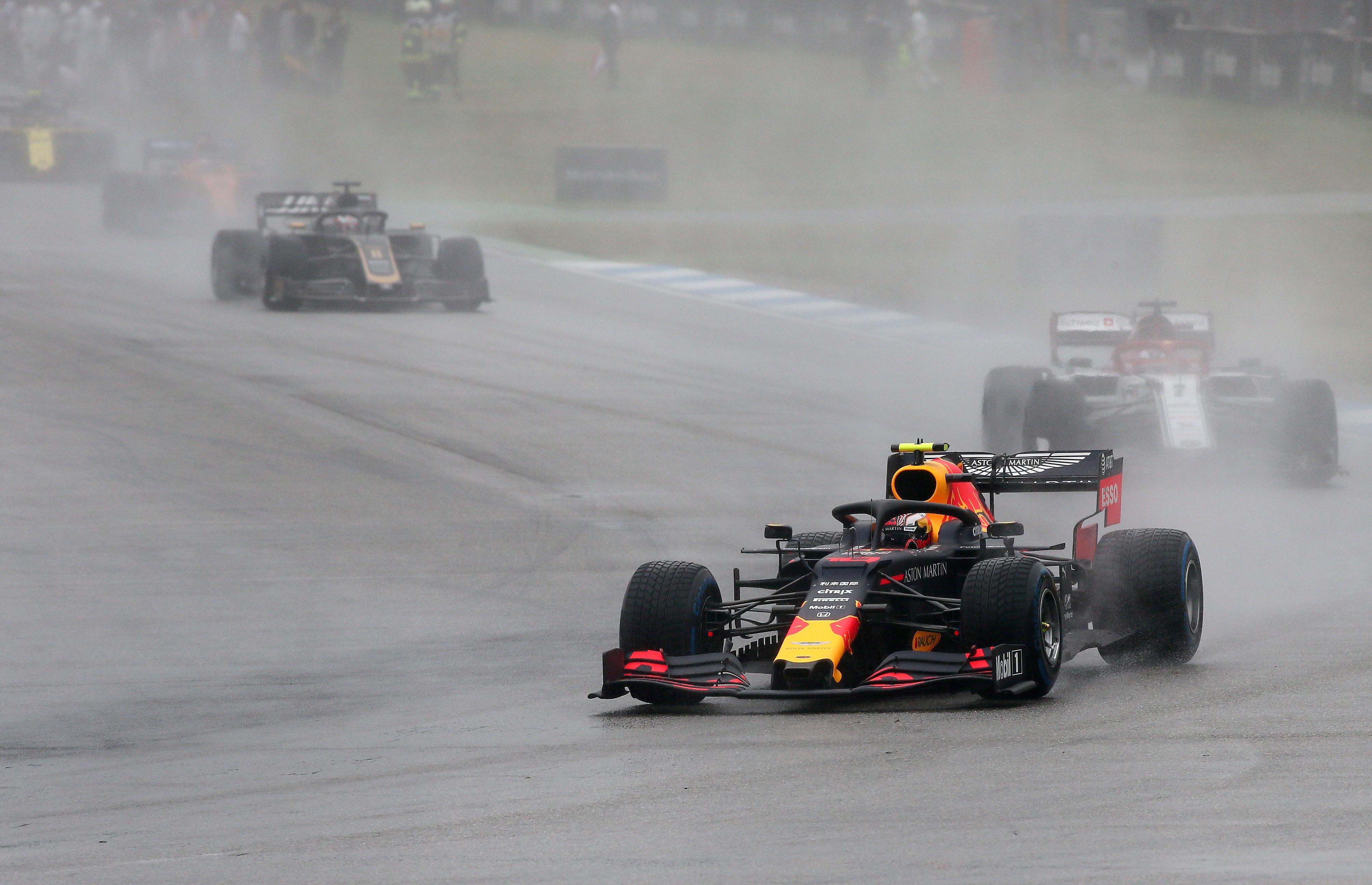 Τιμόνια Formula 1