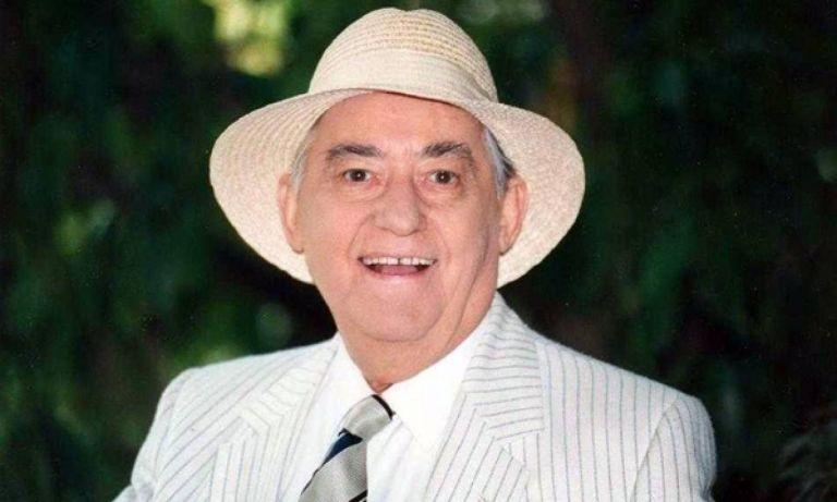 Νίκος Ρίζος: Ένας από τους κορυφαίους Έλληνες ηθοποιούς