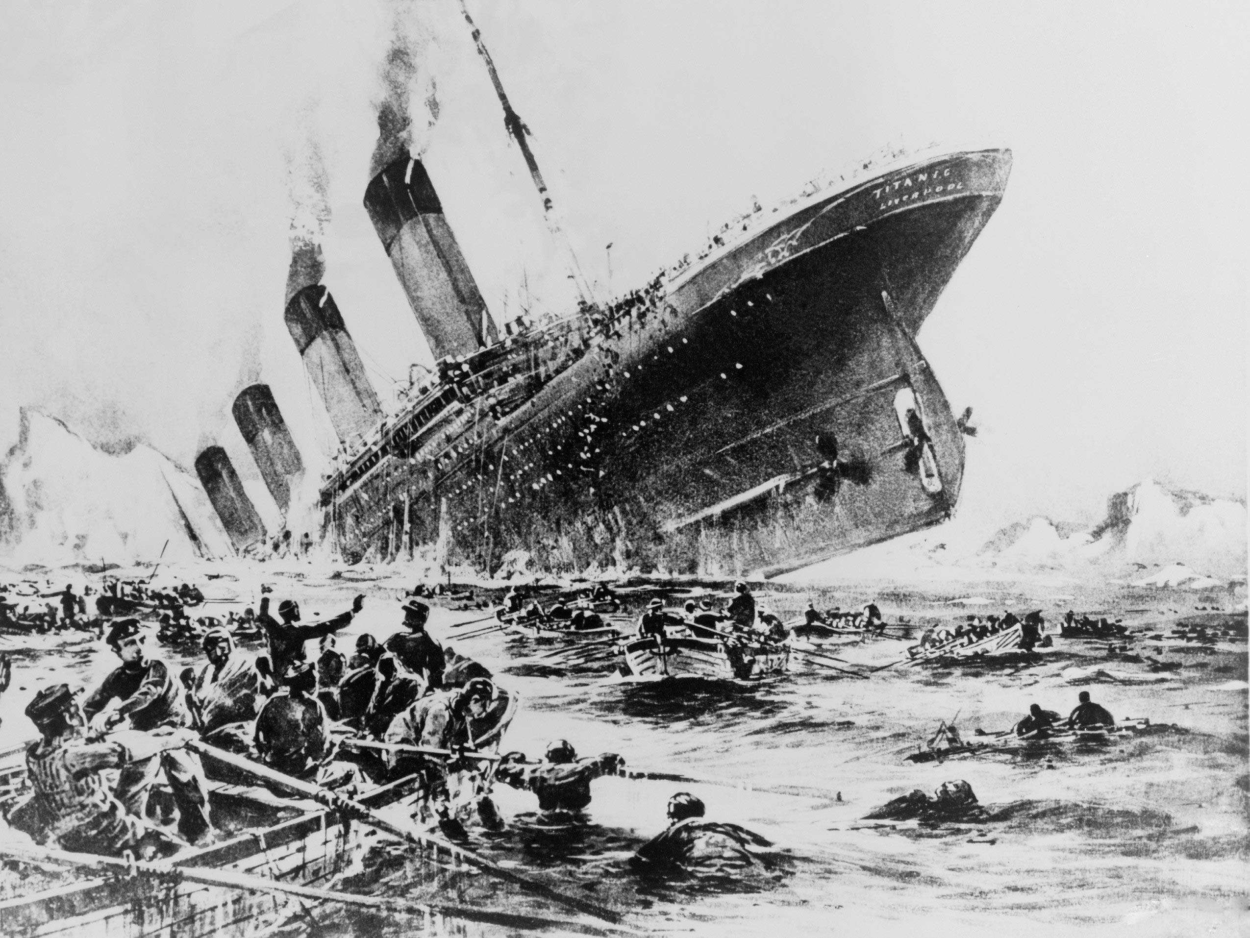 Τιτανικός: Περίπου 1.500 άνθρωποι πέθαναν στο ναυάγιο