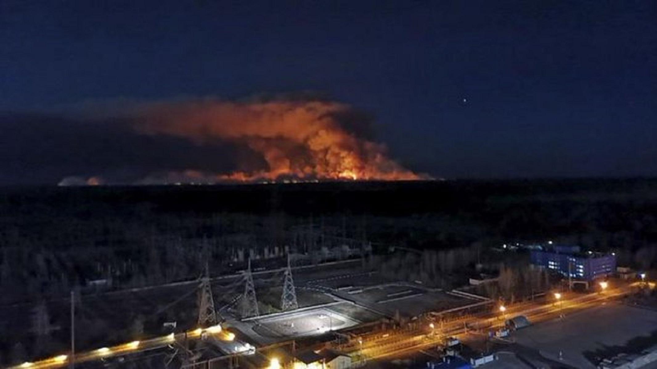 Τσερνόμπιλ 34 χρόνια μετά | Pagenews.gr