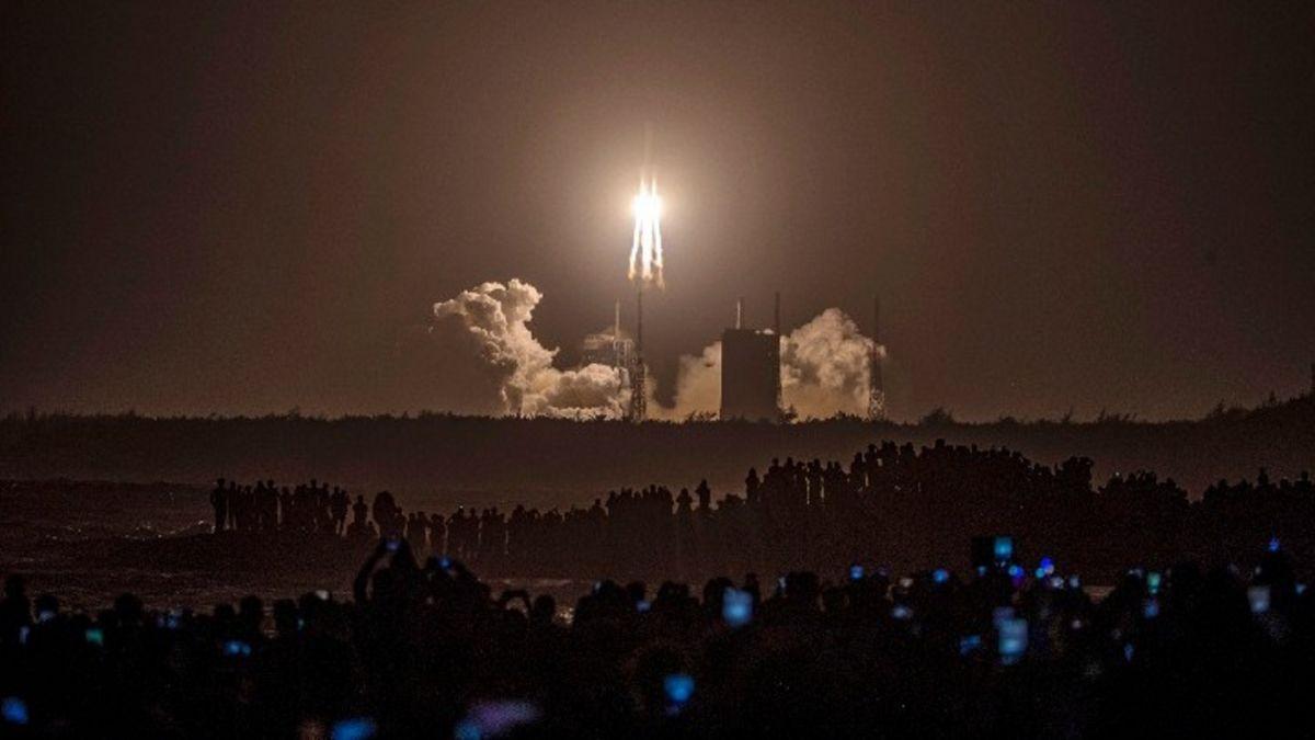 Πύραυλος της Space X