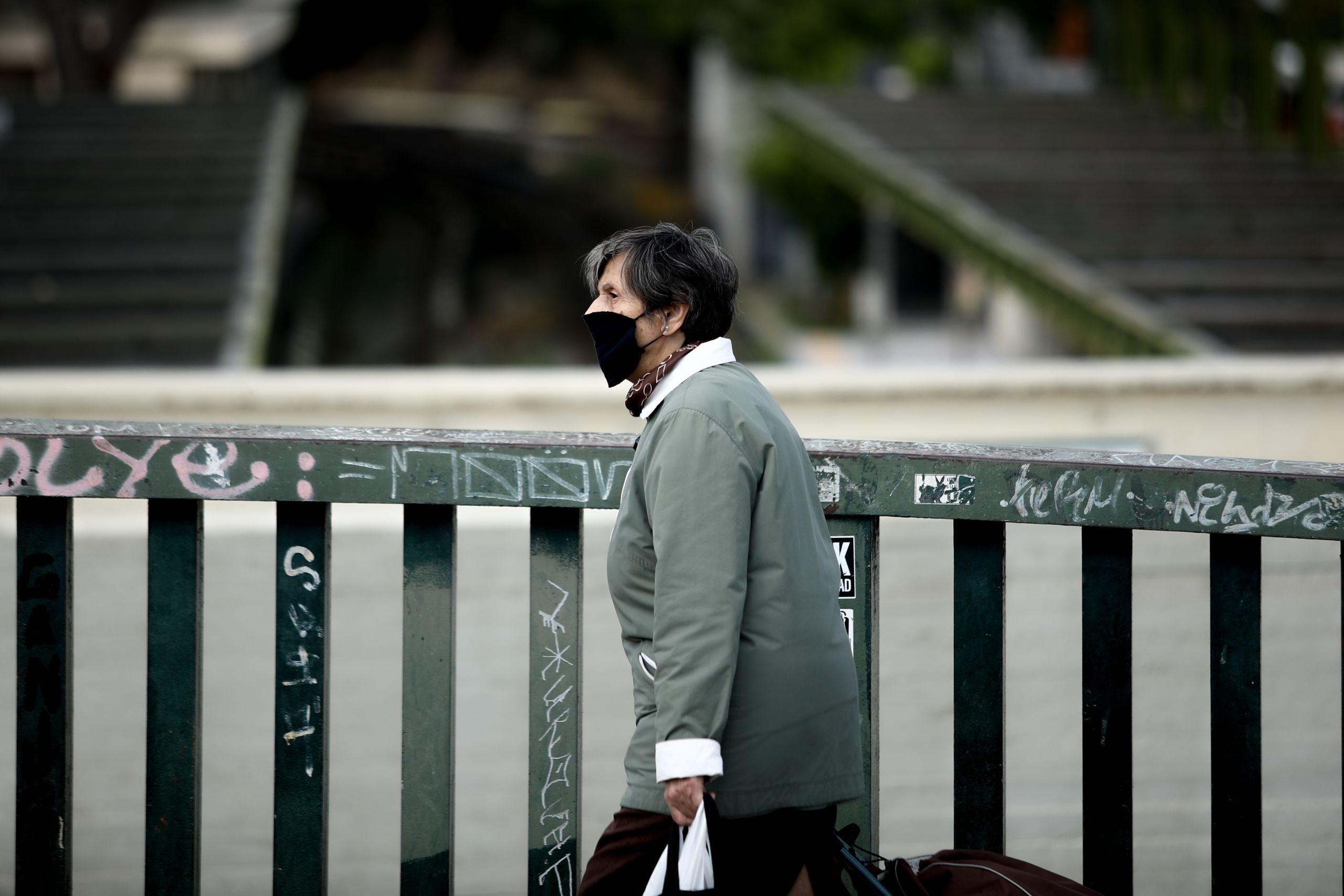 Διπλή μάσκα