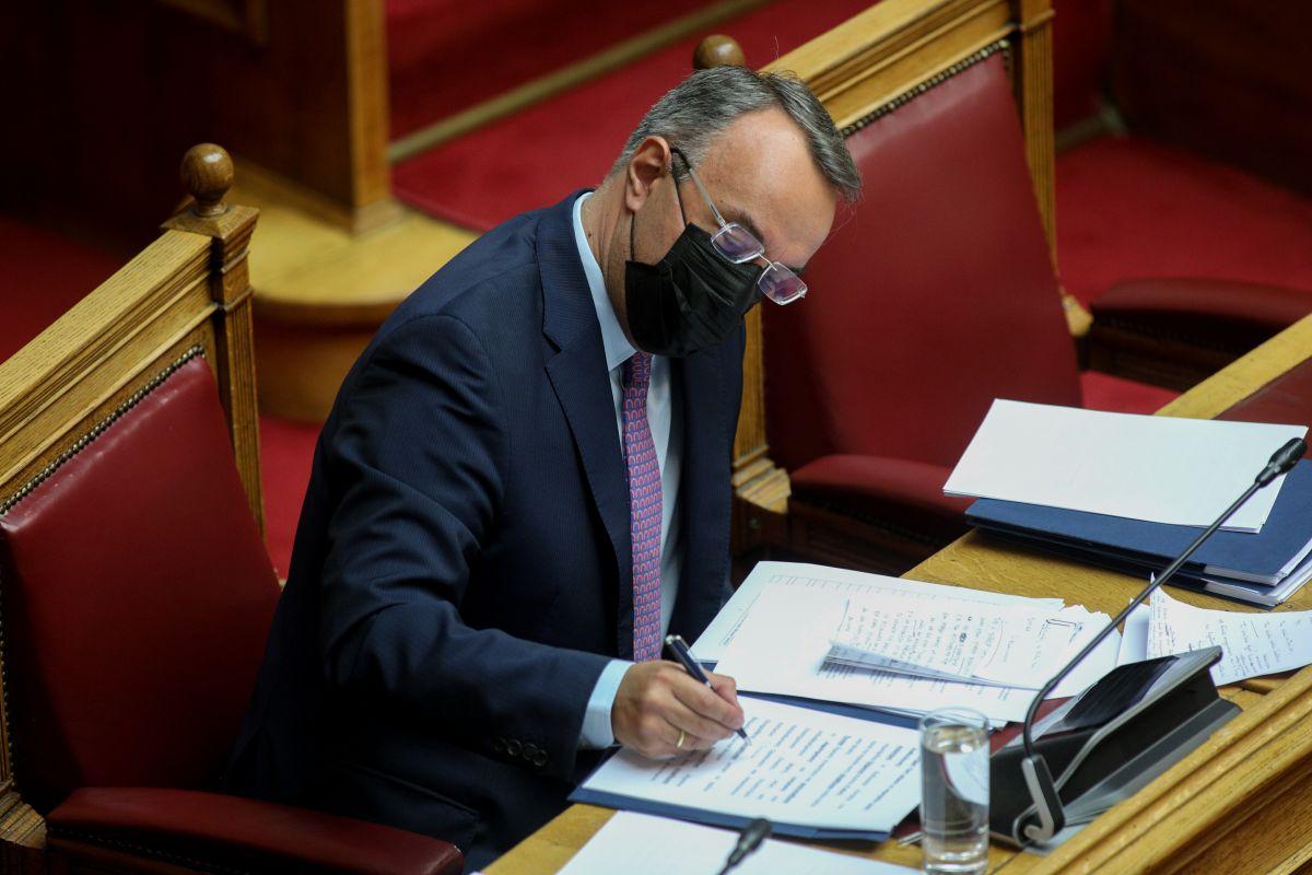 Νομοσχέδιο για Ελληνικό: Τι δήλωσε ο Χρήστος Σταϊκούρας