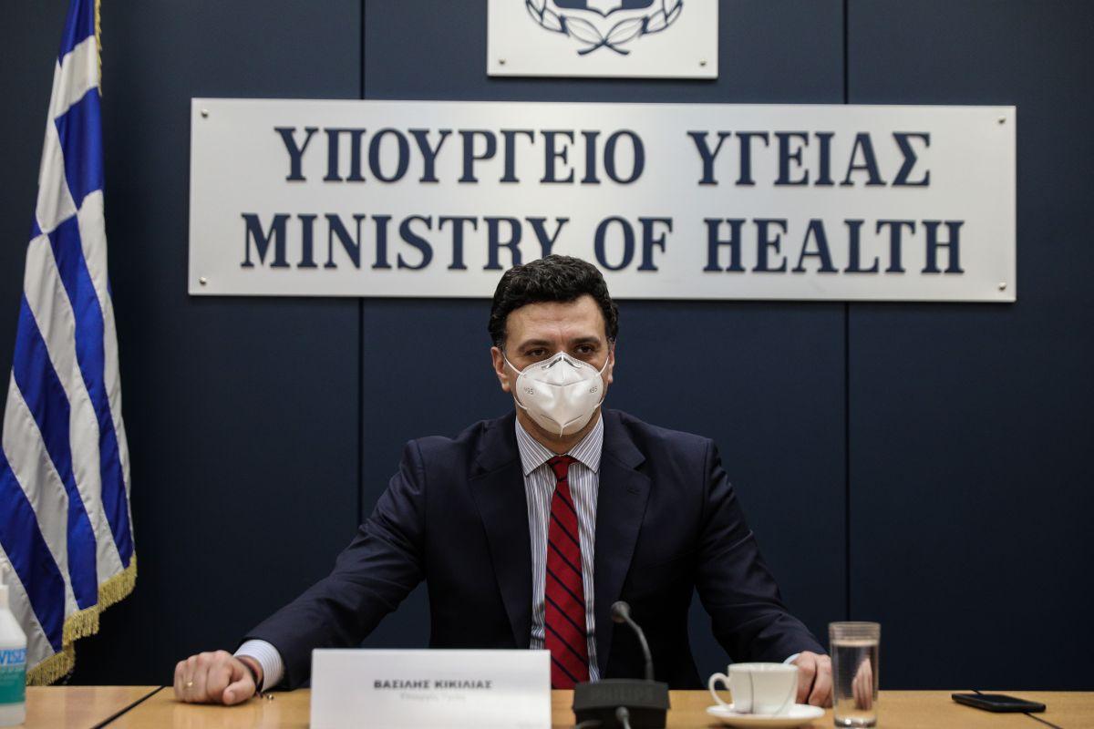 Βρέφος κορωνοϊός: Ο υπουργός Υγείας είχε κάνει αναφορά στο μωράκι που πέθανε