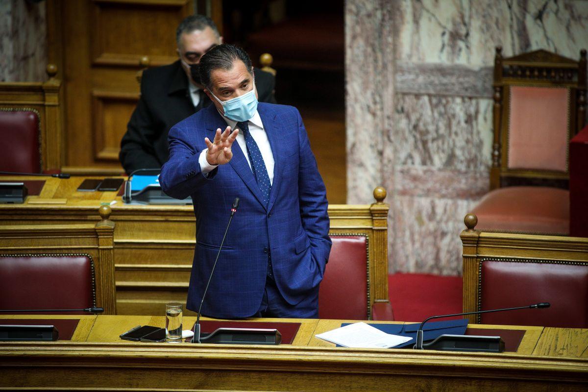 Γεωργιάδης και Πολάκης: Απίστευτες εκφράσεις στη Βουλή για το Ελληνικό