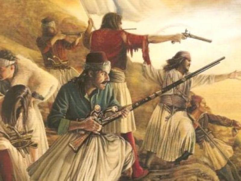 1821 Επανάσταση