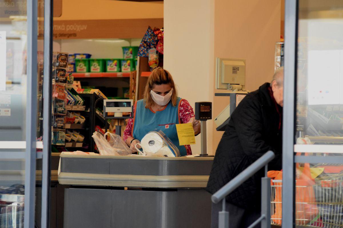 Σούπερ μάρκετ: Πότε ανοίγουν μετά το Πάσχα