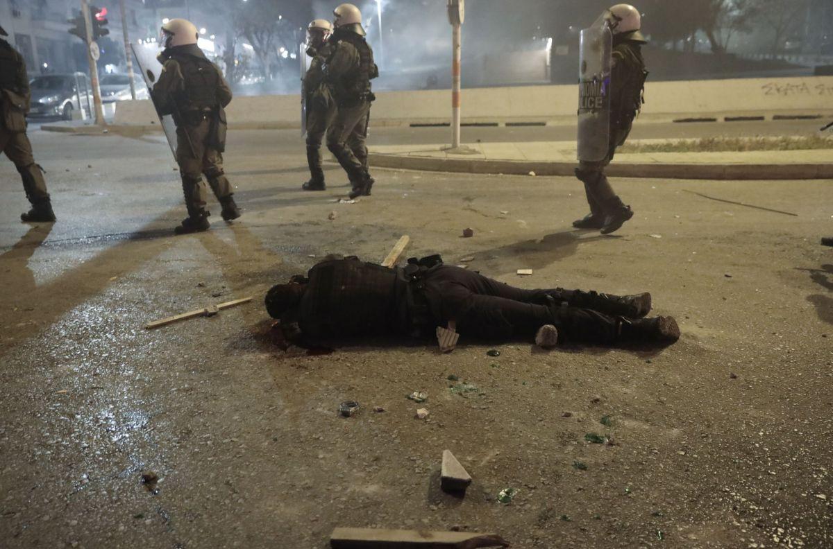 Τραυματίας αστυνομικός: Πώς είναι η υγεία του - Τι δήλωσε ο πατέρας του