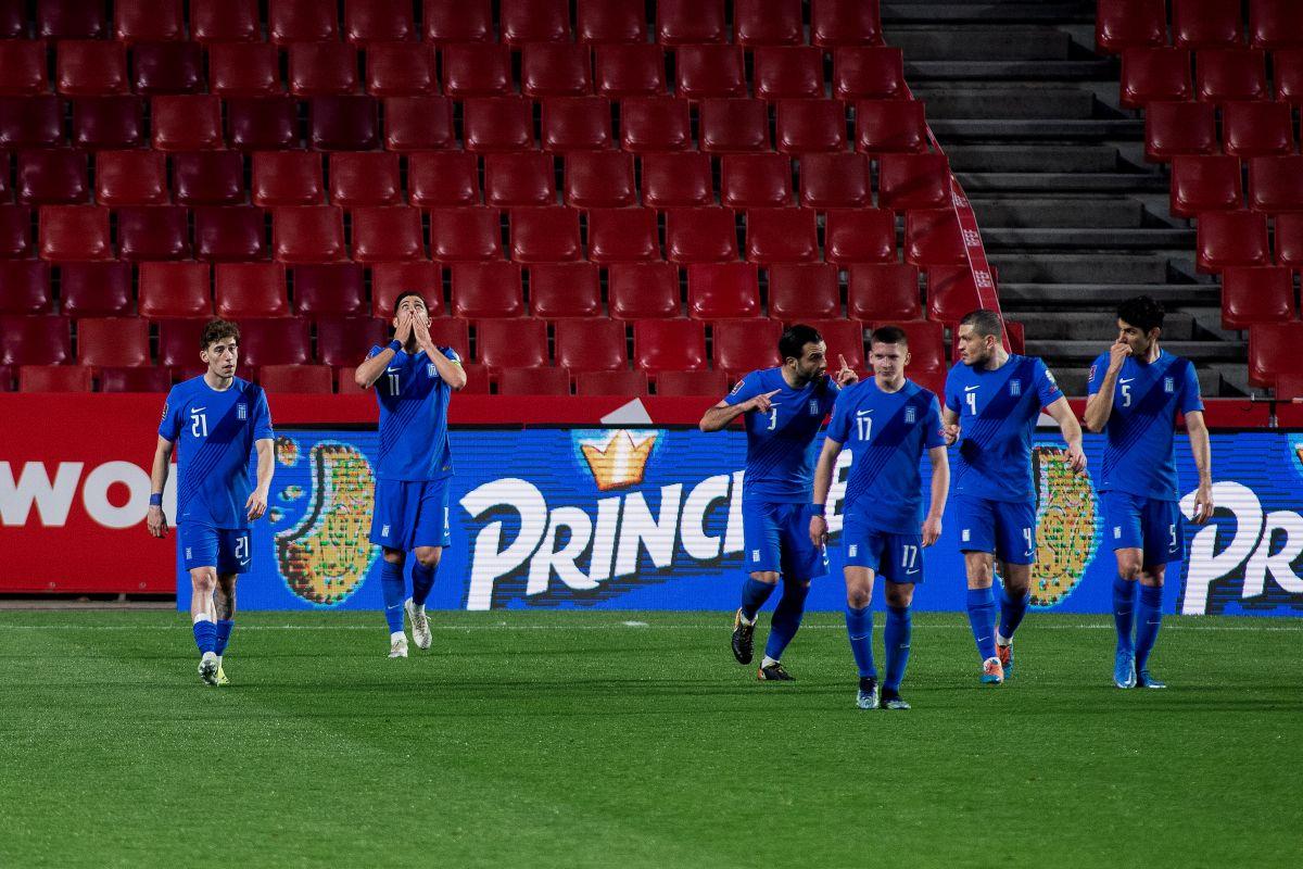 Ισπανία - Ελλάδα: 1-1