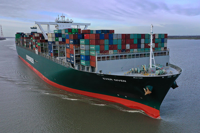 Διώρυγα του Σουέζ: Το πλοίο που έχει δημιουργήσει το πρόβλημα