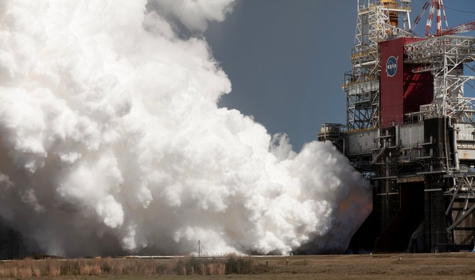NASA: Πετυχημένη δοκιμή πυραύλου