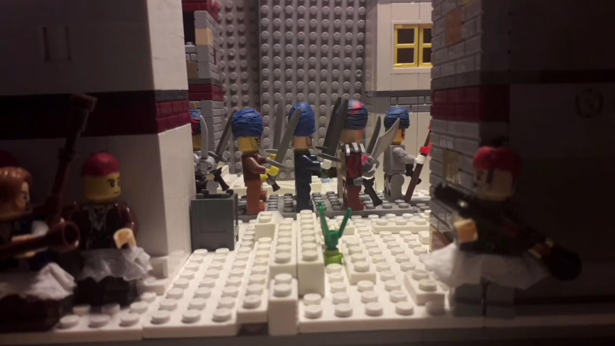 Ελληνική Επανάσταση: Στιγμιότυπο από την ταινία