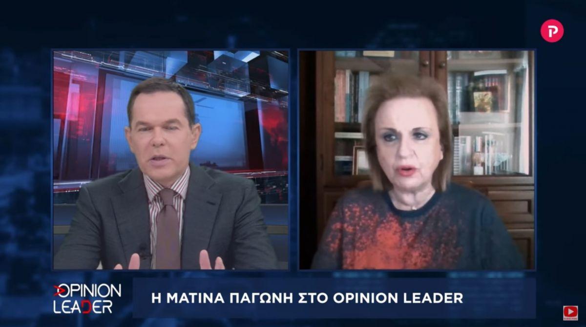 Ματίνα Παγώνη στο pagenews.gr: Να ανοίξει το λιανεμπόριο με τα μέτρα που έχουν προβλεφθεί