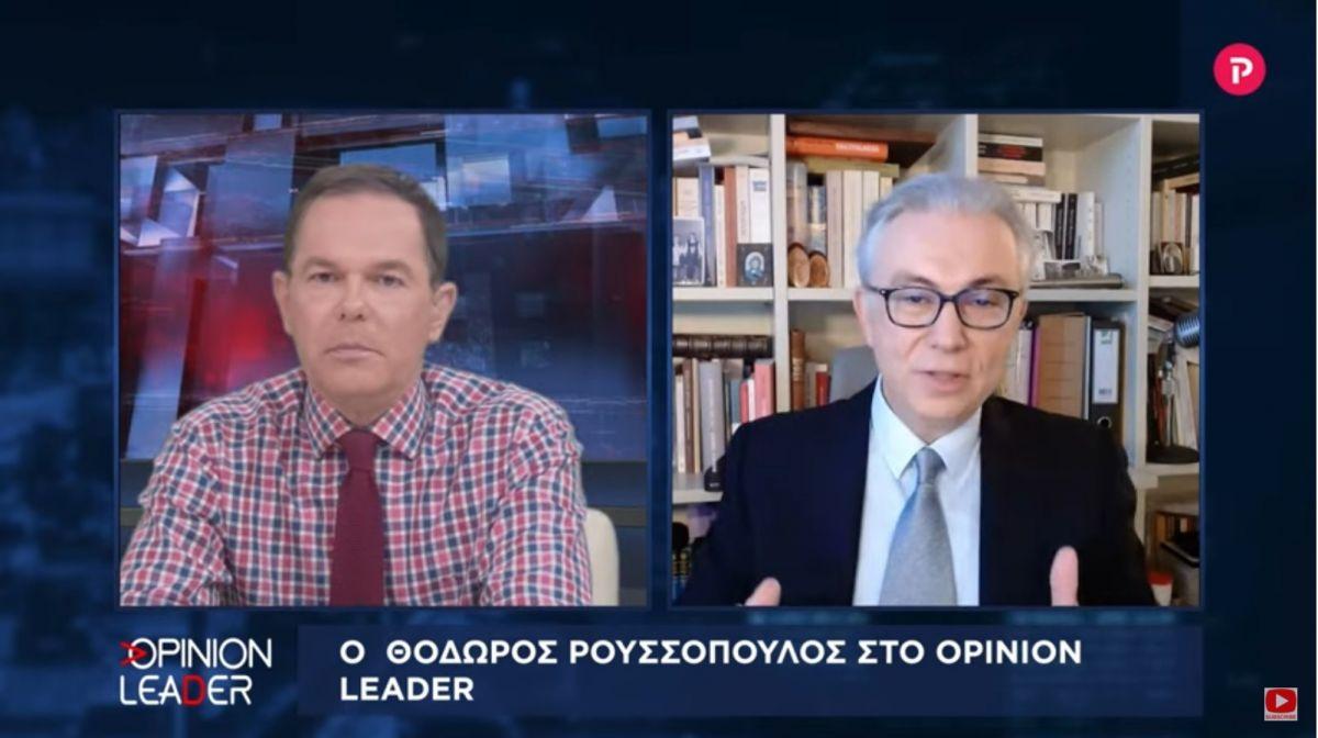 Θόδωρος Ρουσσόπουλος στο pagenews.gr: Όχι σε πρόωρες εκλογές