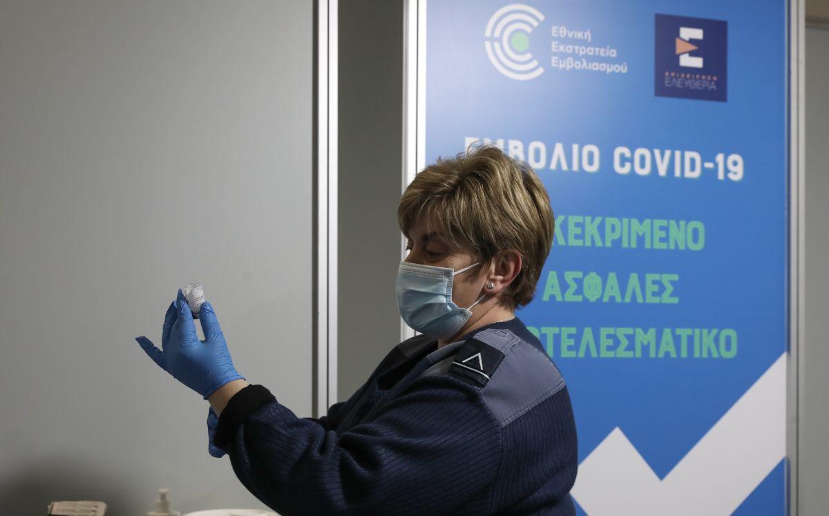 Στέλιος Λουκίδης: Ο καθηγητής εκτίμησε ότι πολλοί ηλικιωμένοι δεν έχουν κάνει το εμβόλιο για τον κορωνοϊό