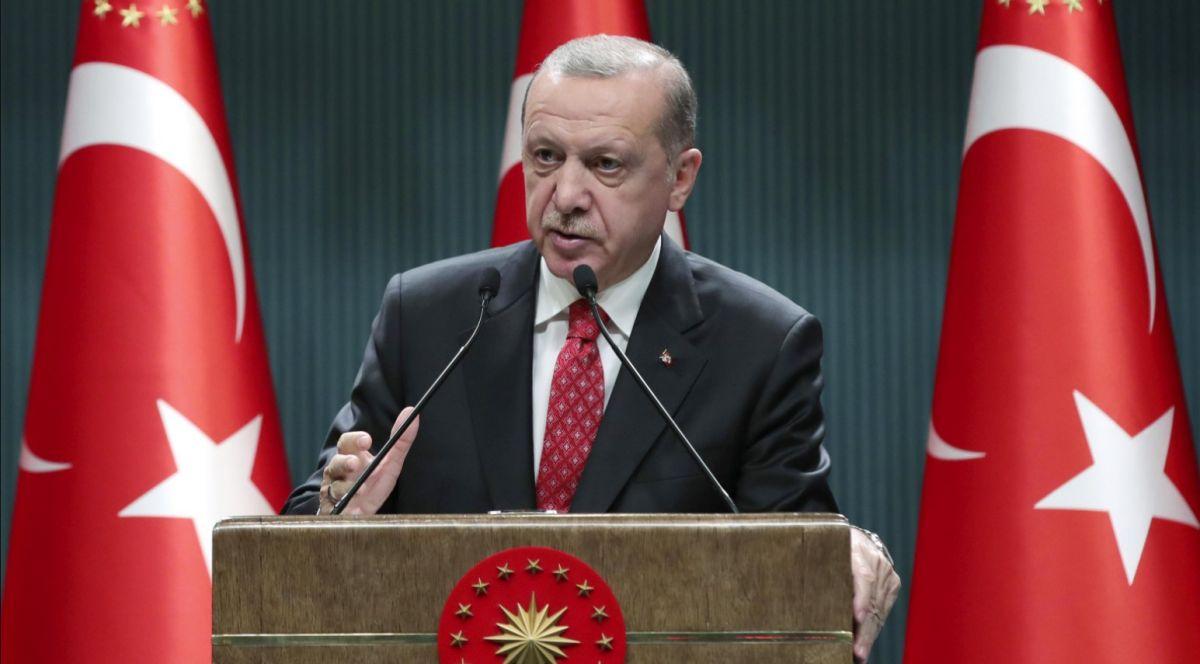ΕΕ Ερντογάν