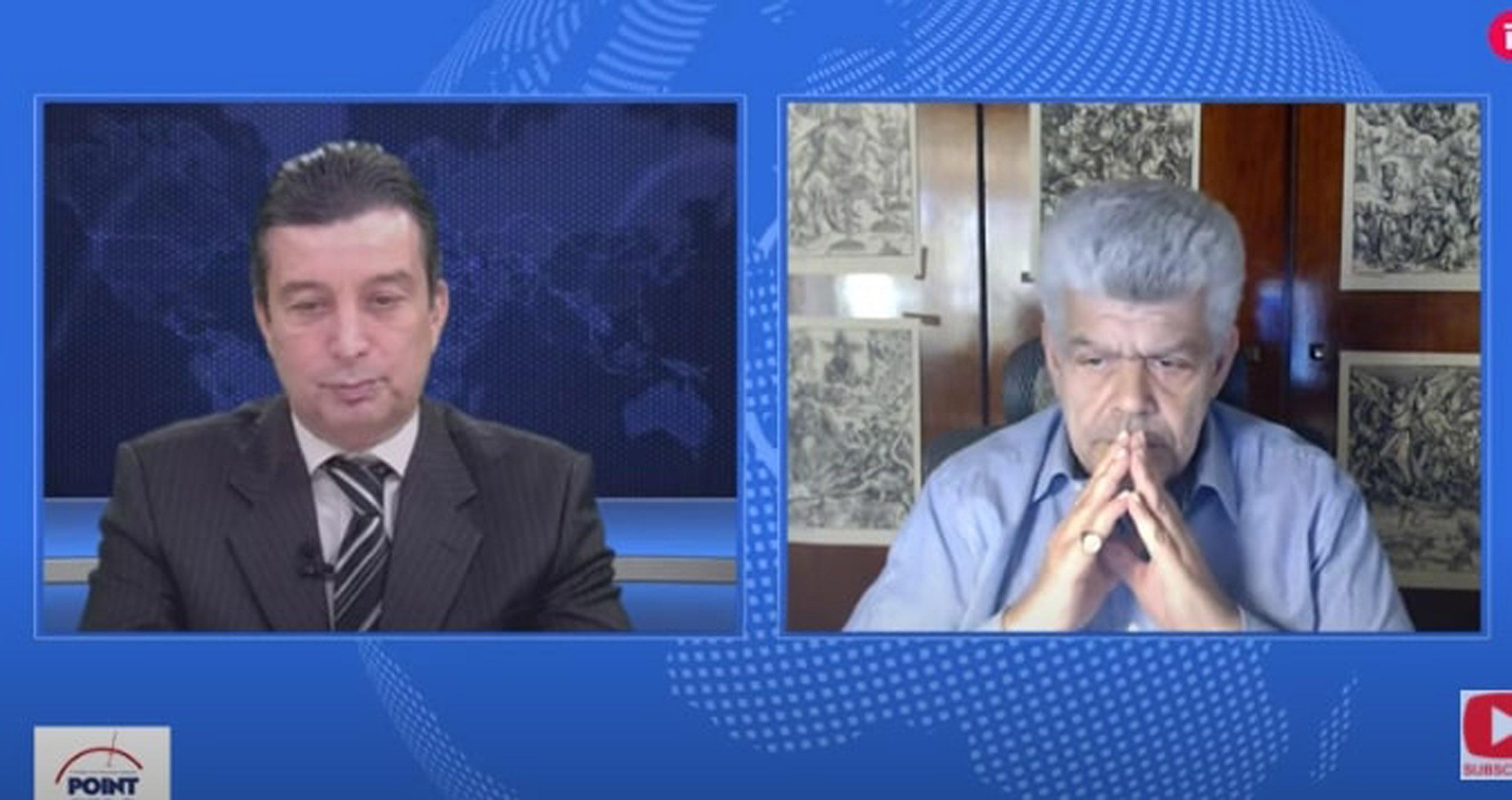 Ιωάννης Μάζης στο pagenews.gr
