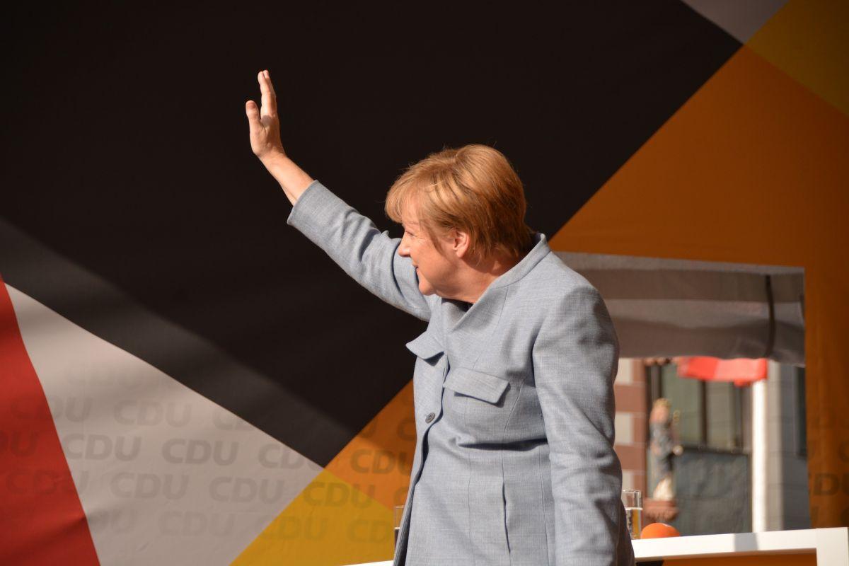 Γερμανία Μέρκελ