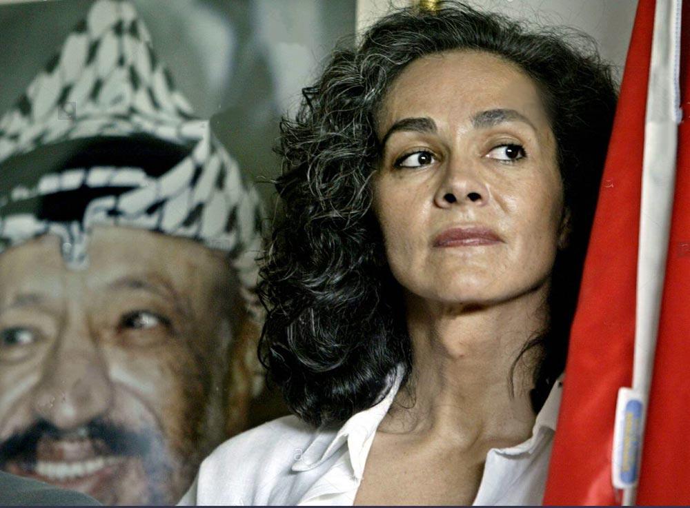 Σοφία Σακοράφα: Πάντα δίπλα στον παλαιστινιακό λαό
