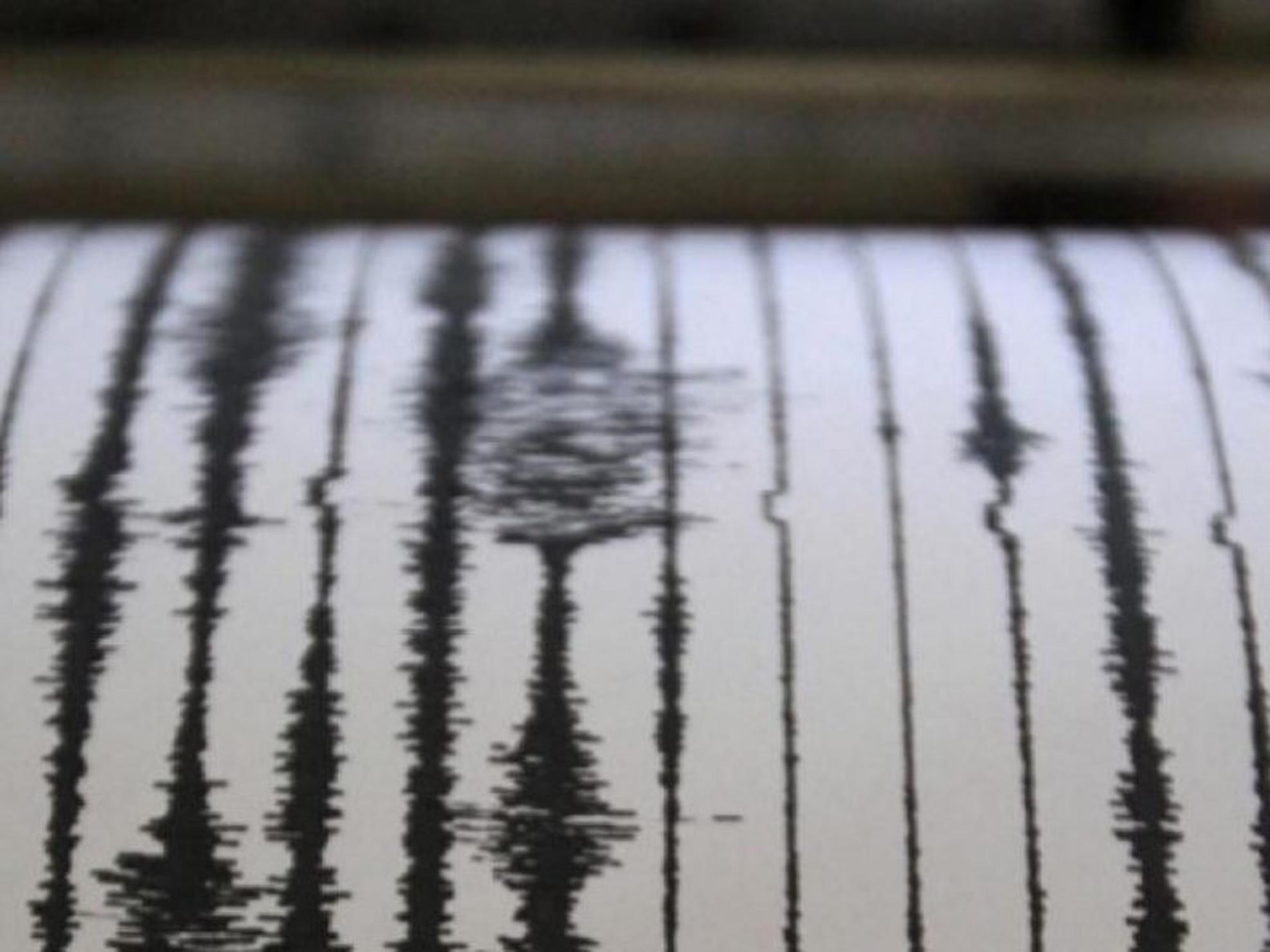 Νίσυρος: Νέα σεισμική δόνηση 4 ρίχτερ