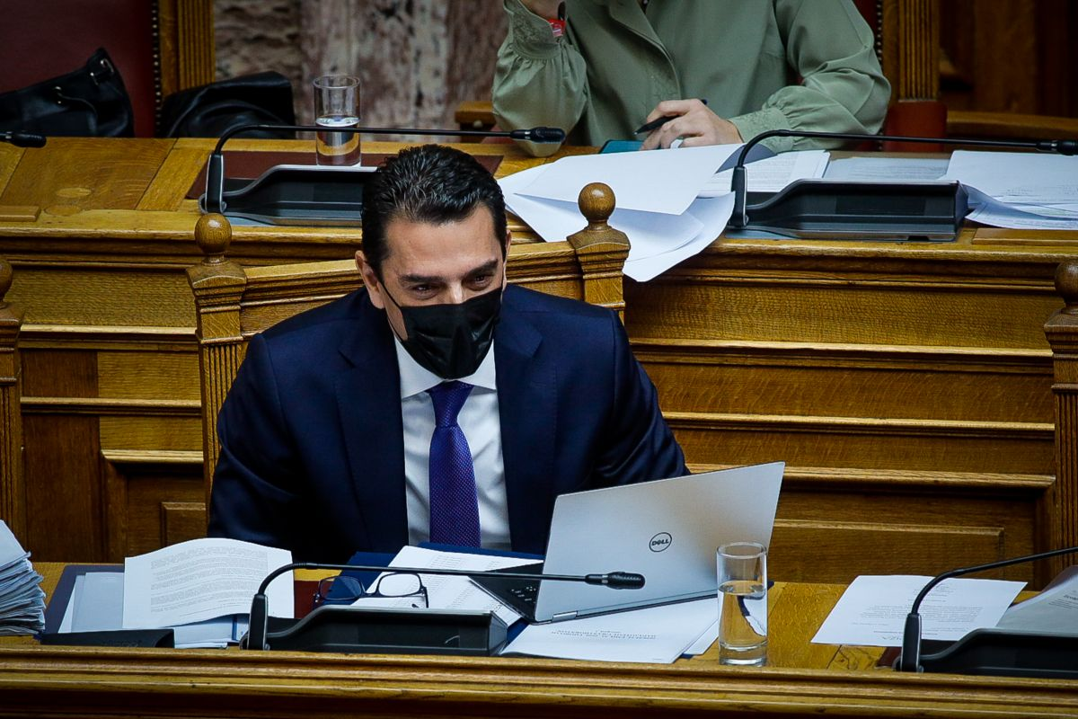 Ελληνικός Χρυσός Βουλή